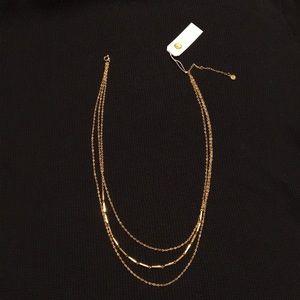 Gorjana Cameron Multi-layer necklaces